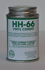 4oz HH 66 Vinyl Cement Adhesive Glue To Repair Tent or Inflatable Bounce House