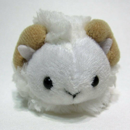 Munumum Plush Sheep (The Ultimate Simplification)
