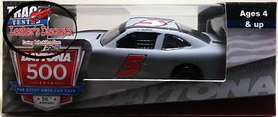 Bill Elliott 2014 #5 Test Car Nationwide Series 1:64 ARC