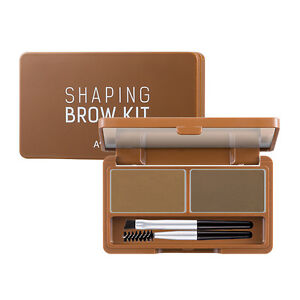 A 39 pieu shaping brow kit 2 5 2 natural color eye brow for Cathy doll real brow 4d tattoo tint
