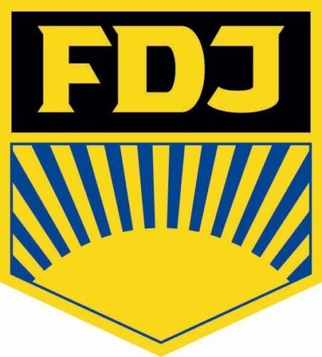 Aufkleber DDR FDJ Emblem Autoaufkleber Sticker 18 x 20