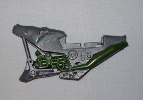 GI Joe 1985 SILVER MIRAGE MOTORCYCLE Body /& Engine