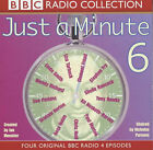 Just a Minute: No.6: Four Original BBC Radio 4 Episodes by AudioGO Limited (CD-Audio, 2002)