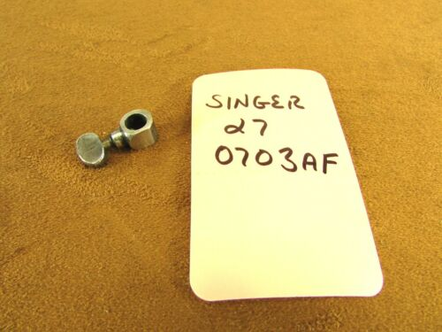 Genuine Singer Sewing Machine Part Needle Clamp # 2054 0703-F