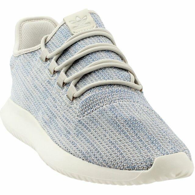 530ee72e391 adidas Tubular Shadow Knit Ck Mens Ac8794 Tactile Blue Brown Shoes ...