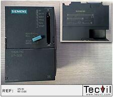 CPU 314 SIEMENS Simatic S7 6ES7 314-1AE02-0AB0 | SPS PLC
