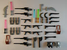 Guns for Lego Minifigures. Lot of 38. New!! Sniper Rifle Weapons Accessories toy