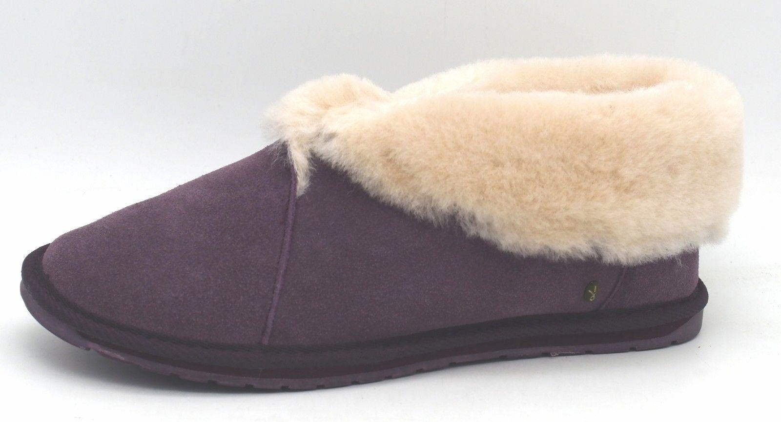 J7207 New Women's EMU Australia Talinga Deluxe Purple 9 M