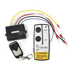 Inalámbrico Control Remoto Universal Cabrestante Mando a distancia Kit 12V