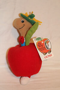 VERY-RARE-GUND-LOWLY-WORM-THE-BUSY-WORLD-OF-RICHARD-SCARRY-WITH-TAG