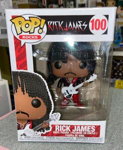 POP Rocks Rick James-SuperFreak Brand New In Box Funko