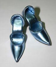 Doll Shoes 48mm Easy to Wear for Tyler Metallic Orange