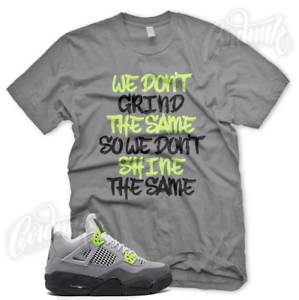GRIND DIFFERENT Sneaker Shirt to Match