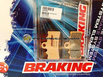 FOR KTM DUKE 390 2014 14 FRONT SINTERED BRAKE PADS BRAKING