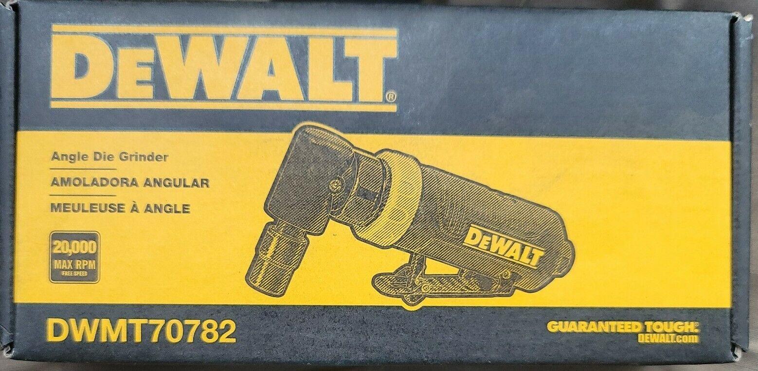 Dewalt DWMT70782 Angle Die Grinder . Available Now for 49.86