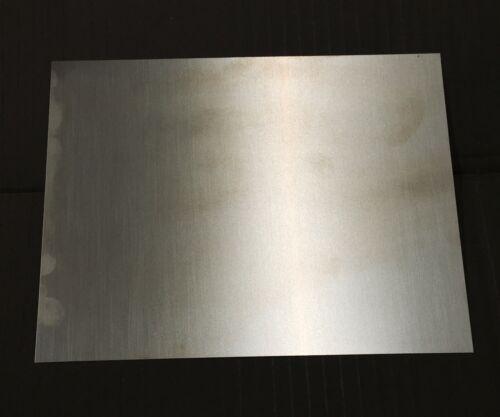 Quality Brass sheet 0.3mm thick 200mm x 150mm