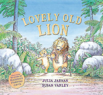 1 of 1 - Lovely Old Lion