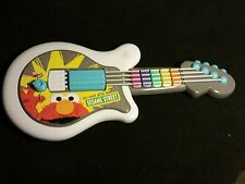 Playskool Elmo Guitar Let's Rock! Sesame Street Lights Music & Sound Toy