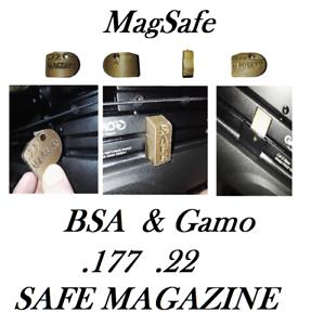 MAGSAFE-BSA-amp-Gamo-Phox-Air-Rifle-SAFE-Magazine-177-22-3D-Airgun-Accessories