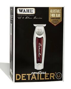Wahl 8171 Cordless Detailer Li Great For Barbers NEW!