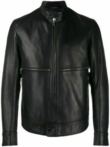 MENS-VINTAGE-MOTORCYCLE-CLASSIC-BIKER-REAL-LEATHER-JACKET-CAFE-RACE-RETRO-STYLE