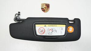 Porsche-718-982-Parasoleil-Retroviseur-Lampe-Royaume-Uni-version-Vl-Noir-B-68