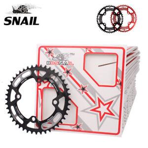 SNAIL-BCD104mm-MTB-Bike-Chainring-Narrow-Wide-Single-Chain-Ring-44-46-48-50-52T