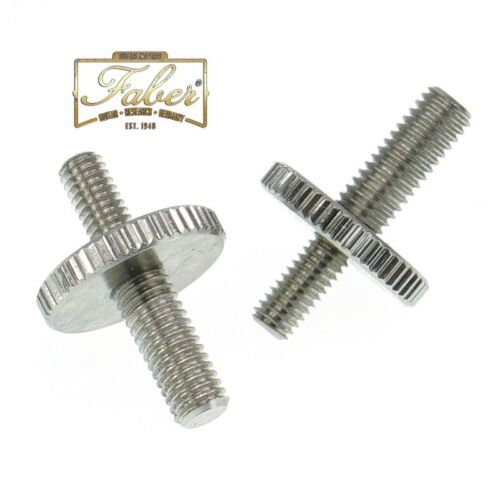 Faber NSWKIT-NG,Nashville to´59 ABR converter studs,fits Gibson Les Paul,Nickel