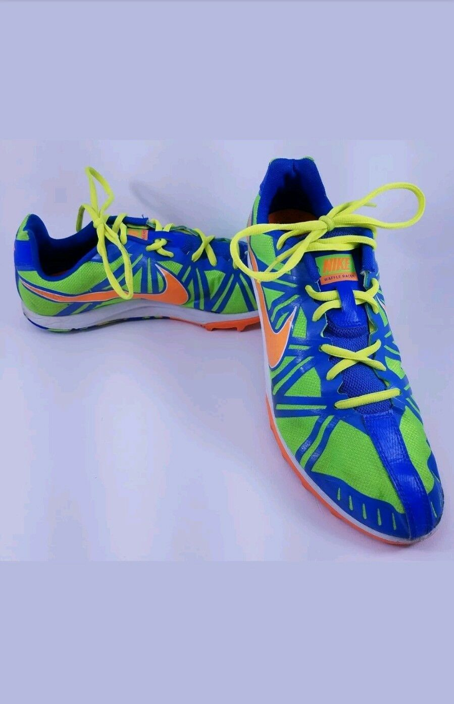 Vintage Nike Neon Waffle Racer 453972-384 Discnt Track Running Mens Price reduction  Cheap women's shoes women's shoes