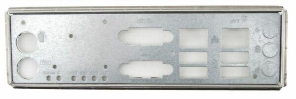100% Kwaliteit I/o Shield Backplate Blende Cover Intel S5000 Sl E11027-102 Server Mother-board Ongelijke Prestaties