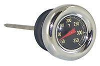 Oil Dip Stick Filler Plug With Temp Gauge Harley Softail Fxstb Night Train 00-12