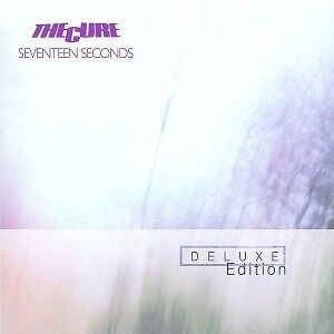 THE-CURE-SEVENTEEN-SECONDS-DELUXE-EDITION-2-CD-NEUF