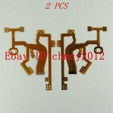 2PCS LENS Main Back Flex Cable For CANON PowerShot A2200 Digital camera