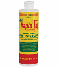 (lot of 2) RELTON PNT-NRT Rapid Tap Cutting and Drilling Fluid, 16 oz. bottles