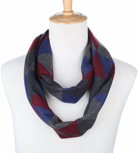 Gift Wrapped Cashmere Feel Gallery Seven Mens Scarf Cotton Winter Scarves