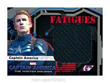 CAPTAIN AMERICA THE WINTER SOLDIER COSTUME FATIGUES F1 CAPTAIN AMERICA