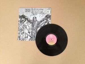 RARE-LP-Pierre-Henry-amp-Michel-Colombier-Mass-For-Today-The-Green-Queen