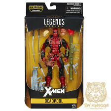 "DEADPOOL - Marvel Legends 6"" X-Men Series (2016) - BAF Juggernaut - DAMAGE"