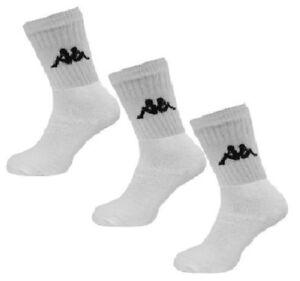 3 pack Sport Socks - Black Kappa Factory Price Bq0E1kq