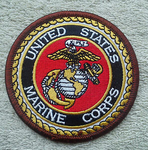 US-MARINE-CORPS-PATCH-Badge-Emblem-Insignia-United-States-of-America-USA-USMC