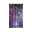 Universe Galaxy Space Blackout Polyester Waterproof Fabric Window Curtain