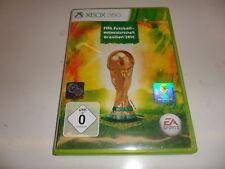 XBox 360  FIFA Fussball - Weltmeisterschaft Brasilien 2014