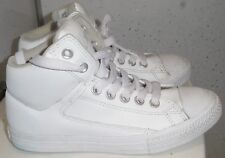ab1747218ce7 item 2 KIDS BOYS GIRLS CONVERSE HIGH STREET HI TOP TRAINERS UK 2.5 EUR 35  WHITE LEATHER -KIDS BOYS GIRLS CONVERSE HIGH STREET HI TOP TRAINERS UK 2.5  EUR 35 ...
