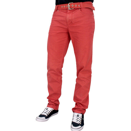 North Sails TROUSERS STONE mod. VINTAGE Red
