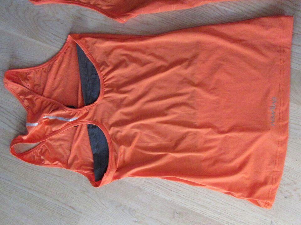 Fitnesstøj, Dame bluse, Newline