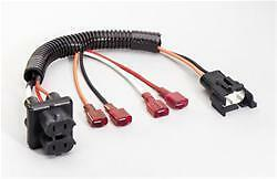 msd ignition 8876 universal wiring harness gm hei dual ... gm hei module wiring diagram gm hei coil wiring terminals #10