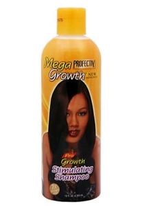 Profectiv Mega Growth ProGrowth Stimulating Hair Care Treatment Shampoo new 12oz