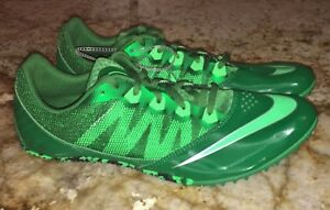 7 Sprint Nike Sprinter 13 Verde Sz Spikes Rival Zoom New S Mens Lime Track rzqztY