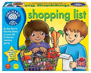 Brand-New-Orchard-Toys-Shopping-List-Educational-Kids-Role-Play-Board-Game-Toy