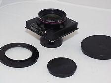 Sinaron 90mm f/5.6 Digital CMV lens. Sinar p3, Sinar f3, Sinar p3 SL view camera
